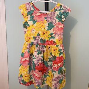 Gap Girls Floral Dress